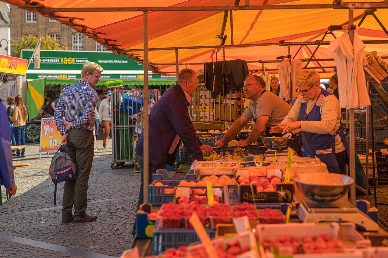 2019 10 Zaterdagmarkt Sittard Klein 007